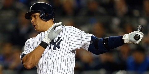 Alex Rodriguez featured