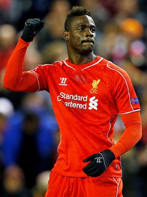 He has his issues but nobody can deny the incredible talent of Mario Balotelli.