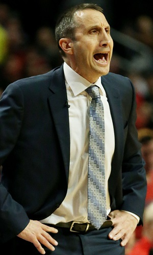 David Blatt guided the Cavaliers to the NBA Finals last year despite his team not having two of their best players.